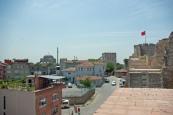 Edirnekapı from walls