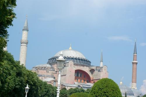 Ayasofya müzesi, İstanbul, Hagia Sophia museum, Sultanahmet square