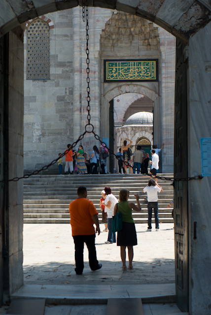 Sultanahmet Camii, Blue Mosque, Pentax K10d