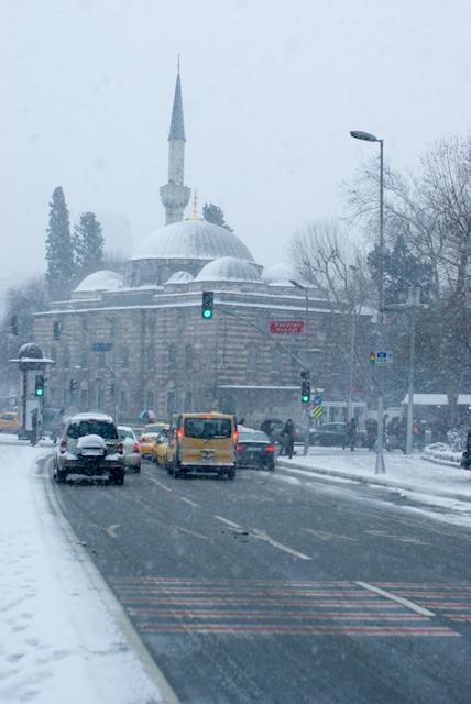 Beşiktaş, Sinan Pasha Mosque, Sinan Paşa Camii, İstanbul, Pentax K10d