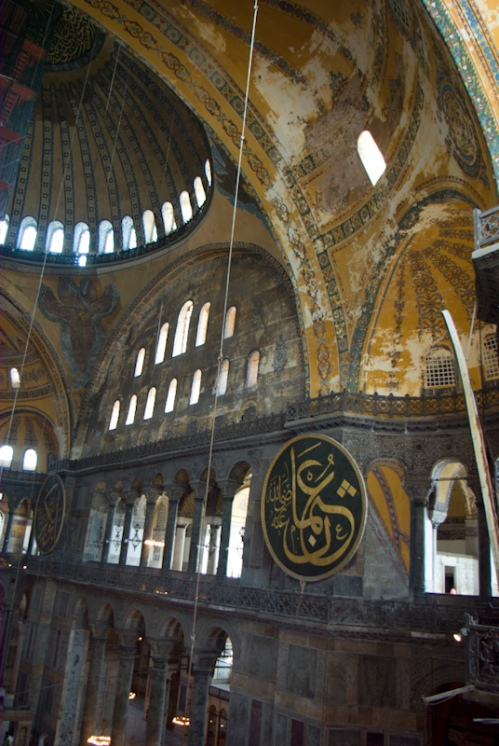 Hagia Sophia museum, Sultanahmet, İstanbul, Ayasofya müzesi, pentax k 10d