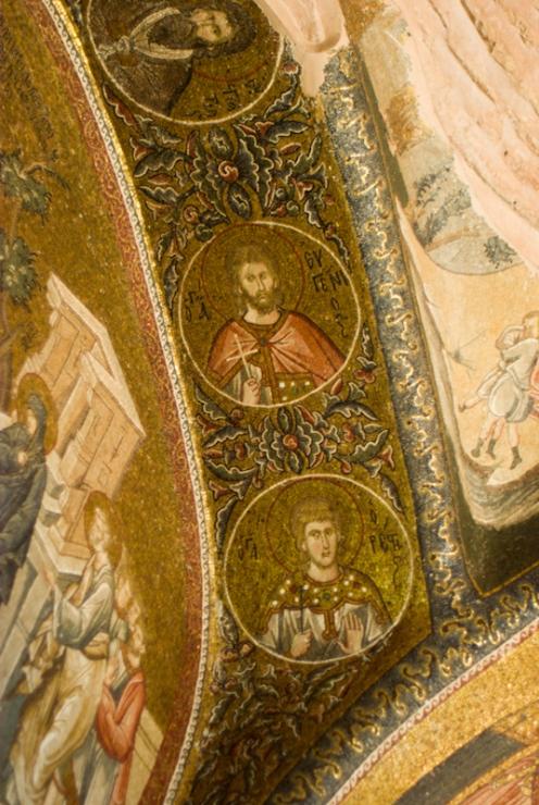 Kariye Müzesi, Chora Church, İstanbul, Edirnekapı, Pentax K10D