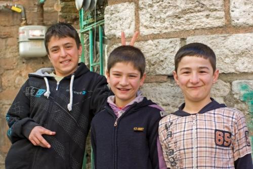 boys portrait, balat, istanbul, pentax k10d