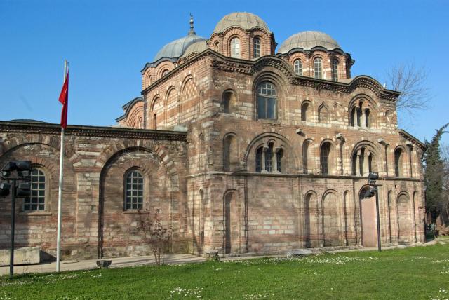 Fethiye müzesi  Istanbul through my eyes