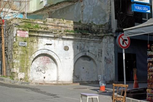 Horhor fountain, Aksaray, İstanbul, Horhor çeşmesi