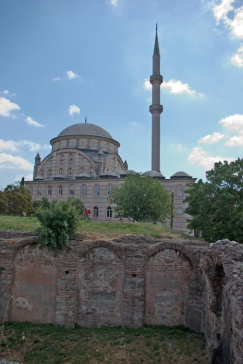 Çınar camii, Küçükyalı, İstanbul, Çınar Mosque, Pentax K10d