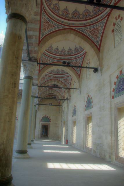 Yavuz Selim Camii, Yavuz Selim Mosque, Fatih, İstanbul, Pentax K10d
