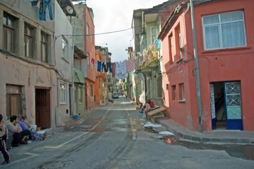 streets of Balat-Fener, Balat sokakları, İstanbul, Pentax K10d