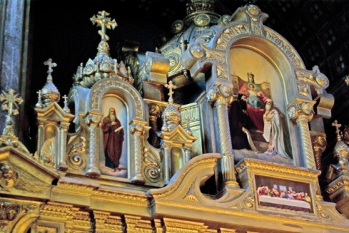 Bulgarian St. Stephen Church, Golden Horn, Sveti Stefan Kilisesi,  Haliç, İstanbul, Pentax K10d