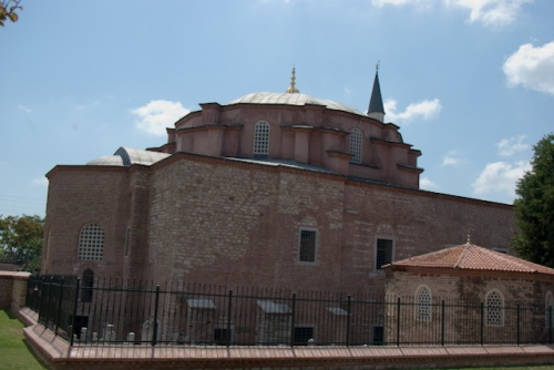 The Church of Saints Sergios and Bacchos, Little Hagia Sophia, Küçük Ayasofya Camii, İstanbul, pentax k10d