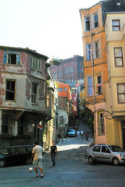 Fener Balat, Golden Horn, İstanbul