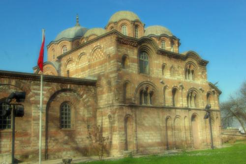 Fethiye museum, Pammakaristos Church, Fethiye Mosque, Fethiye Camii,  Fethiye Müzesi, Pammakaristos Kilisesi, Fatih-Balat, Pentax K10d