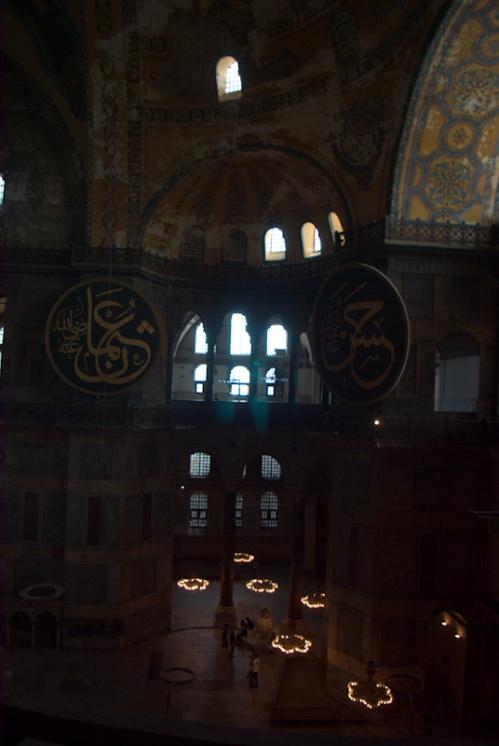 hagia sophia museum,  ayasofya müzesi, Sultanahmet, İstanbul, Pentax K10d