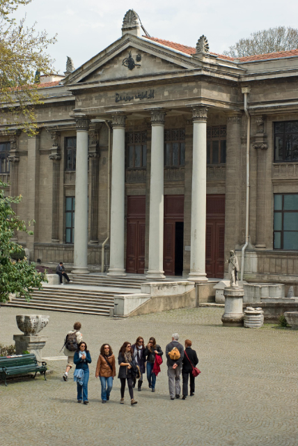 İstanbul Archaeology Museum (İstanbul Arkeoloji Müzesi)  Istanbul through my...