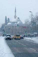Beşiktaş Sinan Pasha Mosque, Sinan Paşa Camii