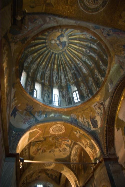 Chora church, Kariye museum, Kariye müzesi, Edirnekapı, İstanbul, pentax k10d