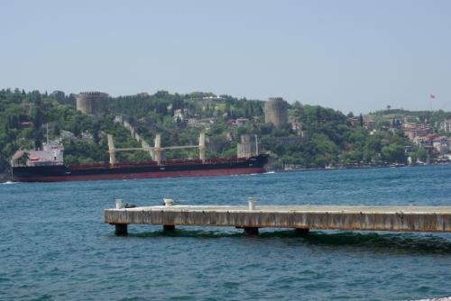 Anadolu Hisarı, Bosphorus, İstanbul, pentax k10d