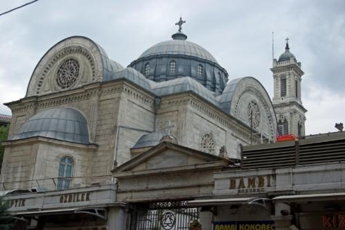 Taksim Aya Triada Ortodoks Kilisesi,  Aya Triada Church, İstanbul