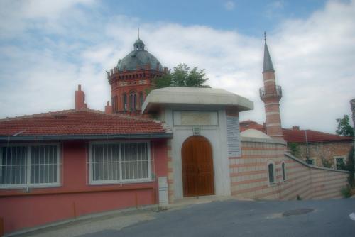 Mesnevihane, Fener Rum Lisesi, İstanbul, pentax k10d
