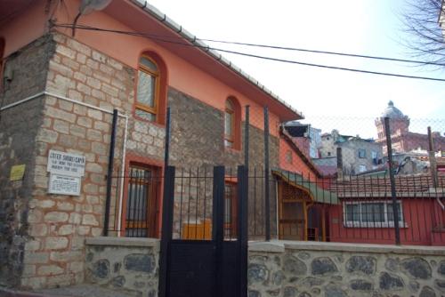 Cafer Subaşı Camii, Cafer Subaşı Mosque, Balat, İstanbul, pentax k10d