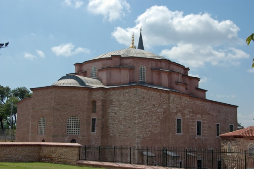 Küçük Ayasofya Camii, Saints Sergios Bacchos Church, Sultanahmet, İstanbul, pentax k10d