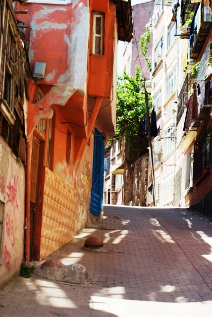 streets of Balat-Fener