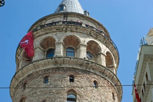 Galata tower, Galata kulesi, Galata, İstanbul, pentax k10d