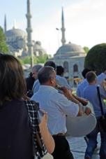 Hidrellez celebration 2010, Hıdrellez 2010 kutlamaları Sultanahmet başlangıcı, pentax 2010