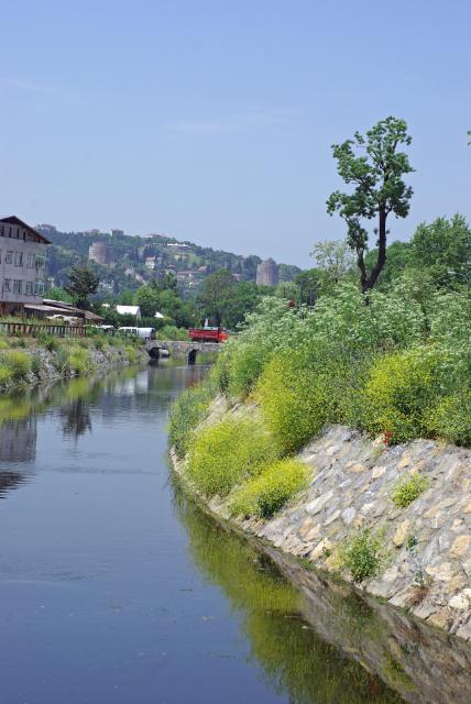 Küçüksu deresi, Kucuksu river, Anadolu Hisarı, İstanbul, pentax k10d