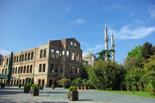 Ortaköy Camii ve Esma Sultan Yalısı, Ortakoy Mosque and Esma Sultan Mansion, Ortaköy-İstanbul, pentax k10d