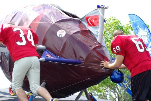 Redbull Flugtag event, Caddebostan beach,  İstanbul 2010, pentax k10d