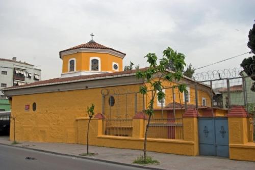 church in Samatya, Samatya 'da bir kilise, İstanbul, pentax k10d