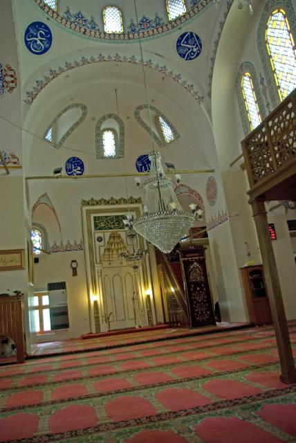 Sunbul Efendi mosque, Sünbül Efendi Camii, Kocamustafapaşa, İstanbul, pentax k10d