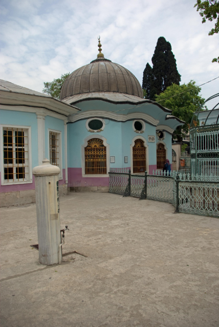 The tomb of Sünbül Efendi, Sünbül Efendi Türbesi, Kocamustapaşa, İstanbul, pentax k10d