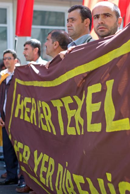 Taksim, 1 Mayıs 2010