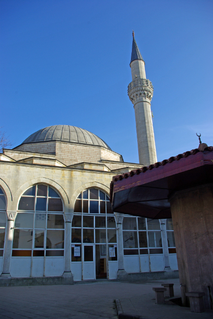 Tercüman Yunus Camii, Tercüman Yunus Mosque, Fatih Drama caddesi,  İstanbul, pentax k10d