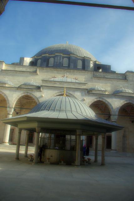 Yavuz Sultan Selim Mosque, Yavuz Selim Camii, Fatih, İstanbul, pentax k10d