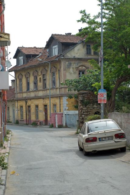 streets of Yedikule, İstanbul , pentax k10d