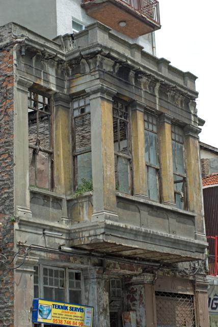 old house, Yedikule, İstanbul, pentax k10d