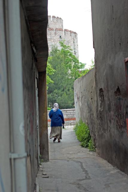 Yedikule city walls, Yedikule surları, İstanbul