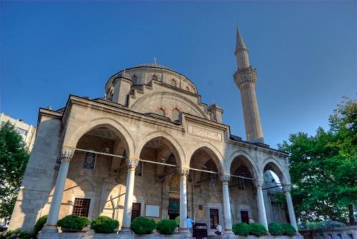 Sisli Mosque, İstanbul, Şişli Camii, pentax k10d