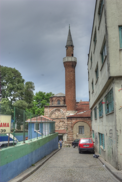 Molla Gürani Camii, Molla Gürani Mosque, Süleymaniye-İstanbul, pentax k10d
