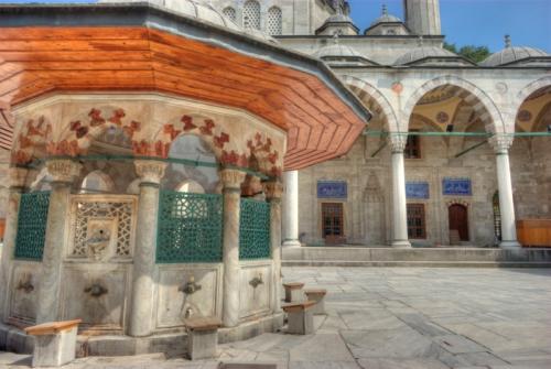 Sokullu Mehmet Camii, Kadırga-Sultanahmet, İstanbul, pentax k10d