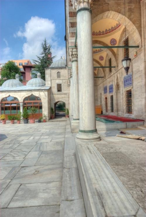 Sokullu mehmet camii, Sultanahmet-İstanbul, pentax k10d