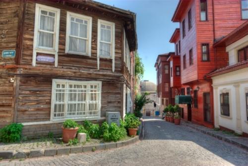 streets of Sultanahmet, Sultanahmet sokakları, İstanbul, pentax k10d
