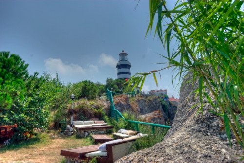 Şile deniz feneri, Şile lighthouse, Blacksea-İstanbul, pentax k10d