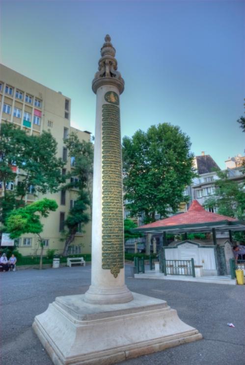 Teşvikiye Camii, Tesvikiye mosque, İstanbul, pentax k10d