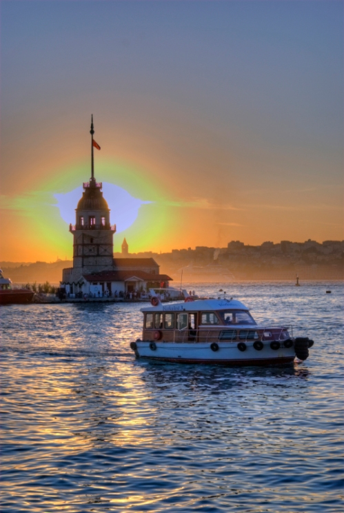 Kız kulesi, Üsküdar-İstanbul, Maidens Tower, pentax k10d