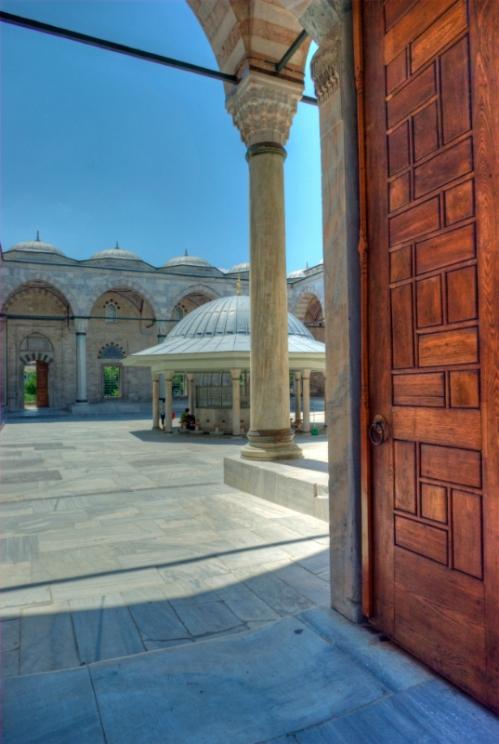 Yavuz Sultan Selim Camii, Yavuz Sultan Selim Mosque, Fatih-İstanbul, pentax k10d