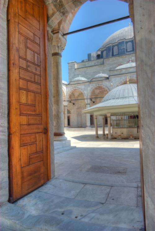 Yavuz Sultan Selim Camii, Yavuz Sultan Selim Mosque, Fatih, İstanbul, pentax k10d